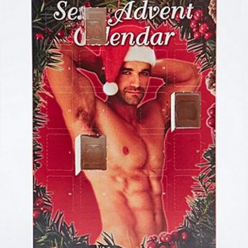 Sexy Man Advent Calender - Urban Outfitters