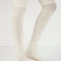 Free People Victorian Speckled Tall Sock
