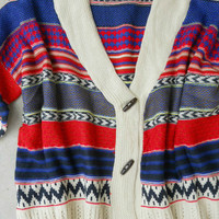 Native Winds Knit Cardigan [5933] - $41.60 : Vintage Inspired Clothing & Affordable Dresses, deloom | Modern. Vintage. Crafted.