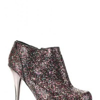 All shoes > DON'T GIVE A SPARK HEELS IN CONFETTI