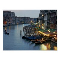Venice Evening Grand Canal