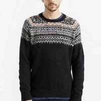 CPO Brushed Nordic Crew Neck Sweater - Urban Outfitters