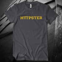 Kneadle — HTTPSTER Tee, Zieger Edition