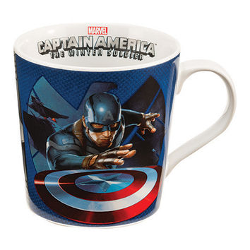 Captain America Movie Mug | zulily