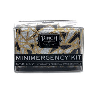 Icebreaker Gold Smart Deco Minimergency Survival Kit