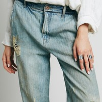 Free People Twin Plains Rugged Flare