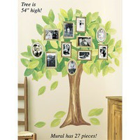 Family Tree Wall Mural review at Kaboodle