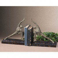 Uttermost Yoga Bookend (Set of 2) - 19366