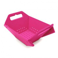 Folding Colander - Pink - Kitchen &amp; Dining - Home &amp; Office - Yanko Design