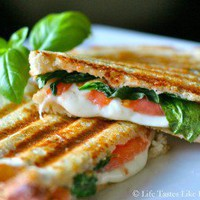 Guest Recipe: Paninis | The Frugal Flambe