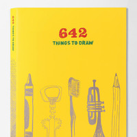 642 Things To Draw By Eloise Leigh