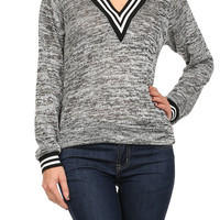 HERE TO SCHOOL YOU SWEATER | Paper Kranes