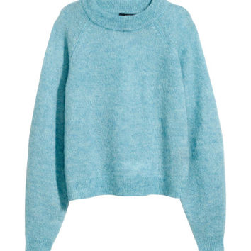 Wool-blend Sweater - from H&M
