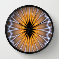 Inner Circle Wall Clock by Chris' Landscape Images of Australia   Society6