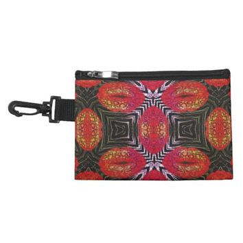 Sassy Lips Clip On Accessory Bag