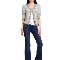 Amazon.com: McGinn Women's Jen Tweed Jacket: Clothing
