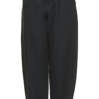 Overdyed Baggy Jeans by Boutique - Clothing