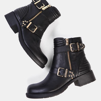 Gemma Moto Boots By Circus By Sam Edelman