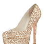 Alice + Olivia Larimore Laser Cutout Pump - Bergdorf Goodman