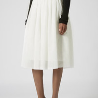 Ballerina Tulle Midi Skirt - New In This Week - New In