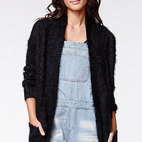 MinkPink Fuzzy Cocoon Cardigan at PacSun.com