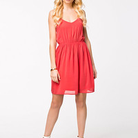 Ase Dress - Jeane Blush - Hallon - Dresses - Clothing - Women - Nelly.com