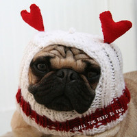 Dog Hat - All You Need Is Love Hat
