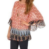 When the Sun Goes Down Tunic :: NEW ARRIVALS :: The Blue Door Boutique