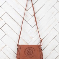 Sundial Saddle Crossbody | Altar'd State