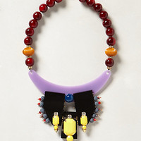Shimokita Bib Necklace