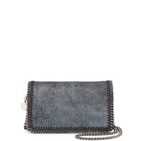 Stella McCartney Falabella Crossbody Bag, Navy