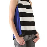 BB Dakota Paolo Colorblock Top | SHOPBOP