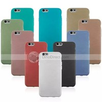 4.7Inch For iPhone 6 Wire Drawing TPU Soft Case Cover Free Shipping - DinoDirect.com