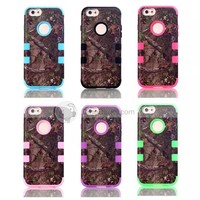 For iPhone 6 The forest Silicone +PC 4.7 Inch Case Cover - DinoDirect.com