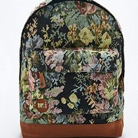 Mi-Pac Rose Tapestry Classic Backpack in Black - Urban Outfitters