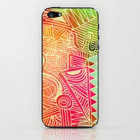 creature Sip iPhone & iPod Skin by Marianna Tankelevich
