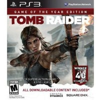 Walmart: Tomb Raider: Game of the Year (PS3)