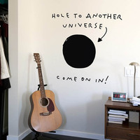 Looks Inviting: Hole To Another Universe | Incredible Things