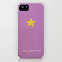 Adventure Time LSP iPhone & iPod Case by Lalalaokay