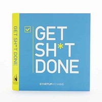 Get Sh*t Done By By Lauris Liberts- Assorted One