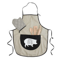 KIDS' ODETTE WILLIAMS™ BUTCHER'S APRON SET