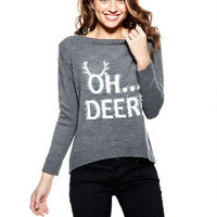 Oh Deer Sweater