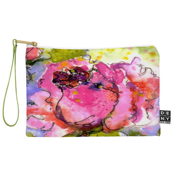 Ginette Fine Art Rose Bud Pouch