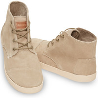 SAND SUEDE WOMEN'S PASEO HIGHS