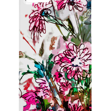 Ginette Fine Art Pink Spray Cell Phone Case