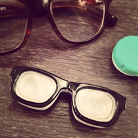 Contact Lens Glasses Case