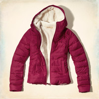 Cabrillo Beach Puffer Jacket