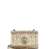 Tory Burch - Marion Metallic Quilted Shoulder Bag - Saks Fifth Avenue Mobile