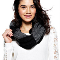 Rugby Stripe Infinity Scarf