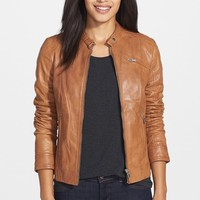 LaMarque Quilted Leather Jacket | Nordstrom